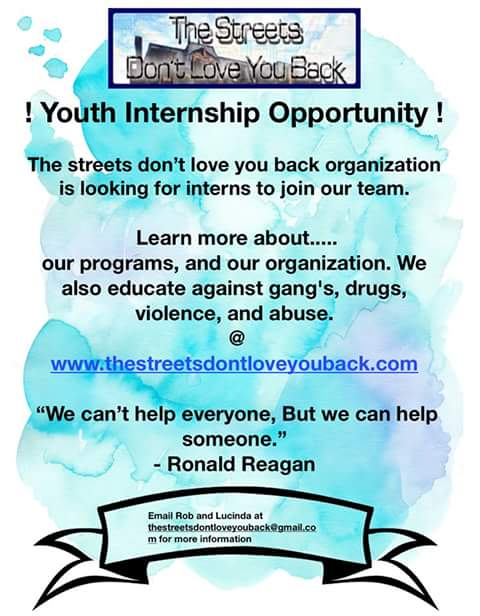 Looking for interns nationwide contact us