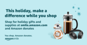 Support our organization as you shop