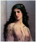 A Jewish Girl of Tangiers