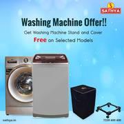 Washing Machine Online-Sathya Online Shopping
