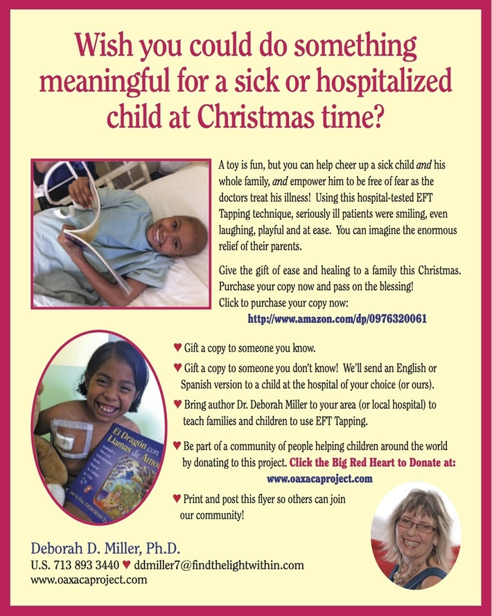 Do Something Meaningful for Sick Children