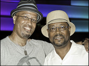 "Jazz Artist BOB BALDWIN & Photographer LEON ""SEALEY2K"" SEALEY"