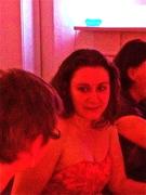 Sophie & Jane having a 'deep' moment