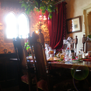 The Watchtower dining area