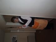 The Boy Carrot serving Xmas dinner