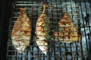 Vinn Goute Grilled Fish - Yummy