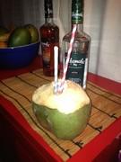 coconut Cocktails!