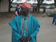 Scouting and African Attire: Philip Soneye