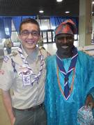 Scouting and African Attire