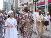 Caminhada de Lançamento do Forum - Paz entre os Povos