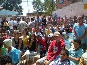 Ação social inauguração telecentro ile ibualamo2009