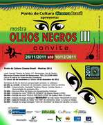Convite Negro Olhar 2