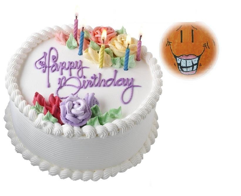 Birthday cake FOR ANYONE