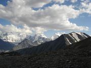 За перевалом-Белуха