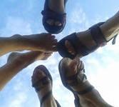 прыжок в небо