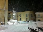 nevicata del 10 febbraio
