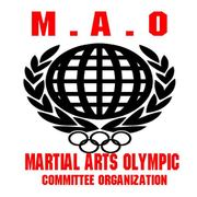 Logo of Martial Arts Olympic Committee Organization