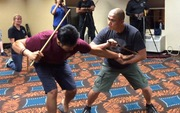 Nickelstick Balintawak Baltimore during The Balintawak Arnis Invasion 2017