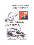 A TRAIN WRECK...The RONG track