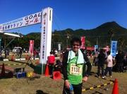 DEC 4, 2011...11th Annual SATAMISAKI 10 MILE(16K) MARATHON