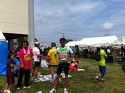 Kyonan Hills鋸南 Half-Marathon in southern Chiba
