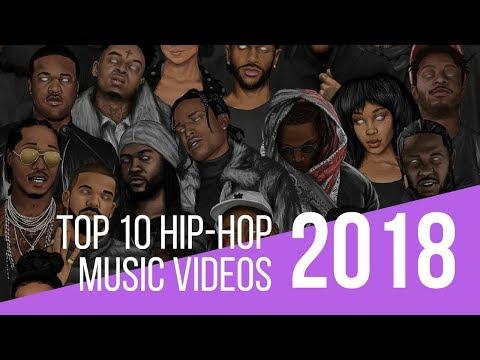 Top 10 Hip-Hop Videos of 2018