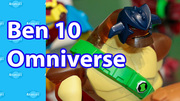 Ben 10 Omniverse Toys from New York Toy Fair 2013