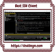 Specifics When it comes to SSH Client