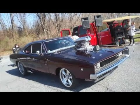 Capital City Cruisers April 2019 Cruise