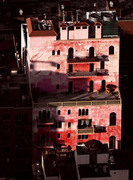 Palazzo Chupi painted by artist Julian Schnabel, West Village_NY From the Air_Yann Arthus-Bertrand