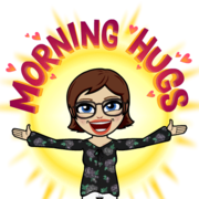 Morning hugs