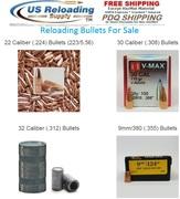 Buy Bulk Reloading Bullets Online