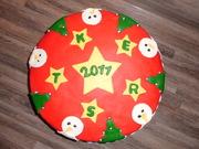 Kersttaart 2011