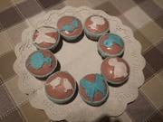 Cupcakes voor vriendinnen