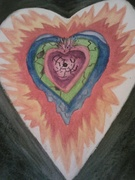 """Broken Heart"" color"