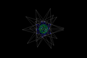 Pythagorean Great Stellated Dodecahedron
