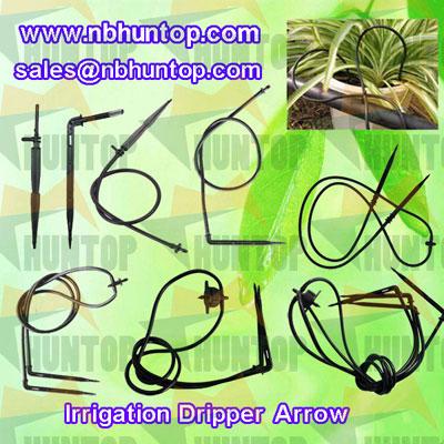 Irrigation Dripper Arrow, irrigation arrow bend dripper, straight dripper arrow drip irrigation, super flow dripper, irrigation arrow dripper, irrigation adaptor straight arrow dripper, sword dripper,