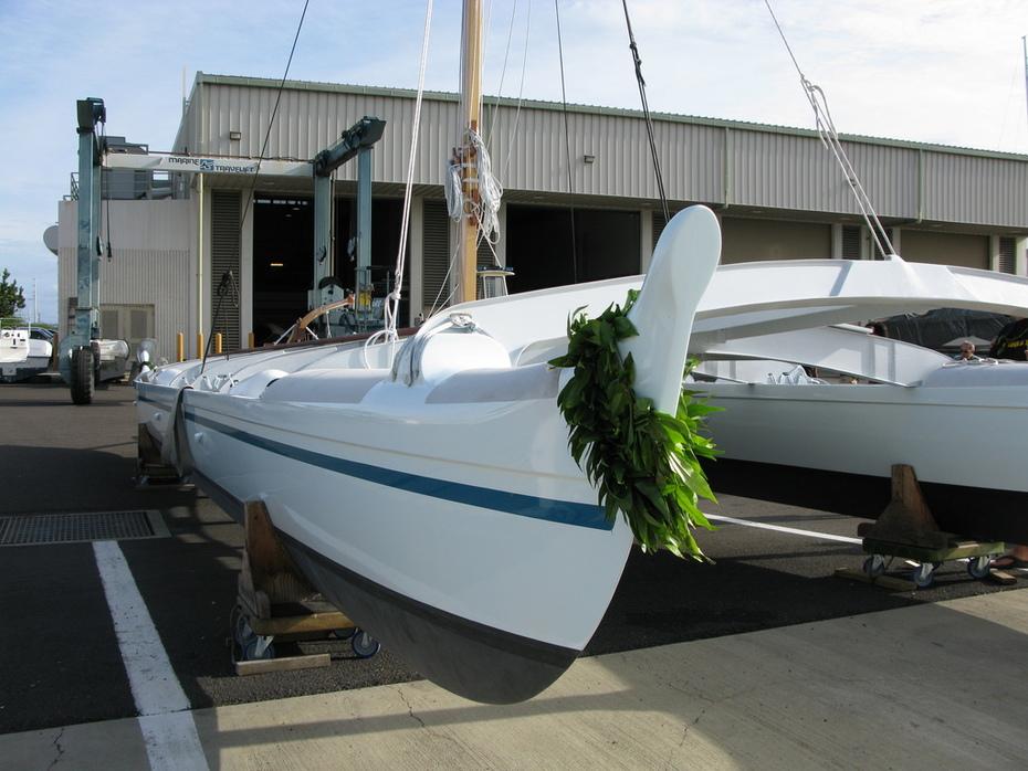 Second set of hulls