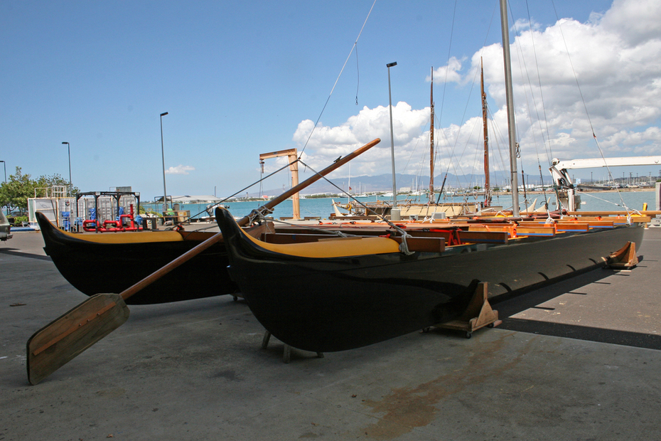 first set of hulls