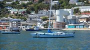 Moored in Simonstown