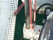 Detail of motor lift