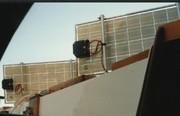 Reggae solar panel,