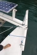 'Jumpa Lagi' steering one tiller
