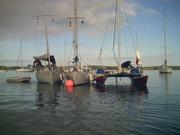 Baltimore raft up