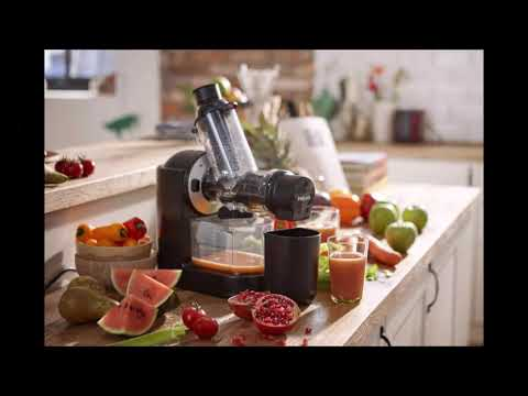 Tribest GSE-5000 Greenstar Elite Cold Press Complete Masticating Juicer