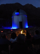 observatory Pailalén Chile