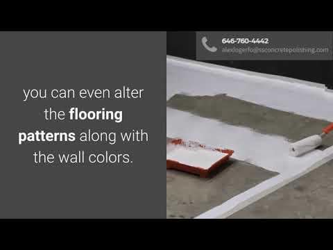 Epoxy Flooring Near NYC| Call us 6467604442 | ssconcretepolishing.com