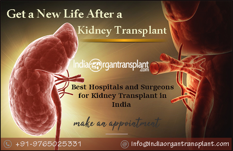 Timely Kidney Transplant can Save a Life