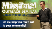 Missional Outreach Network Promo Ads