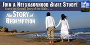 Story of Redemption Flyer